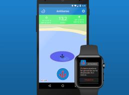 Antigarreo - App de Apoyo en la Navegación Naútica