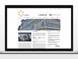 Portal informativo de la UDC