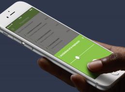 La App en móvil
