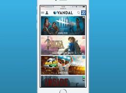 App de la web Vandal