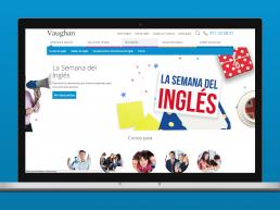 Portal informativo del grupo Vaughan